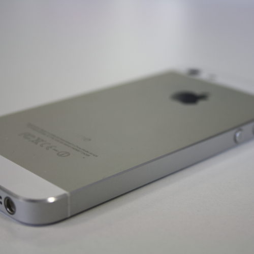 iPhone 5 16 Go Argent