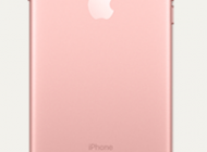 Iphone 7 32 Go or rose